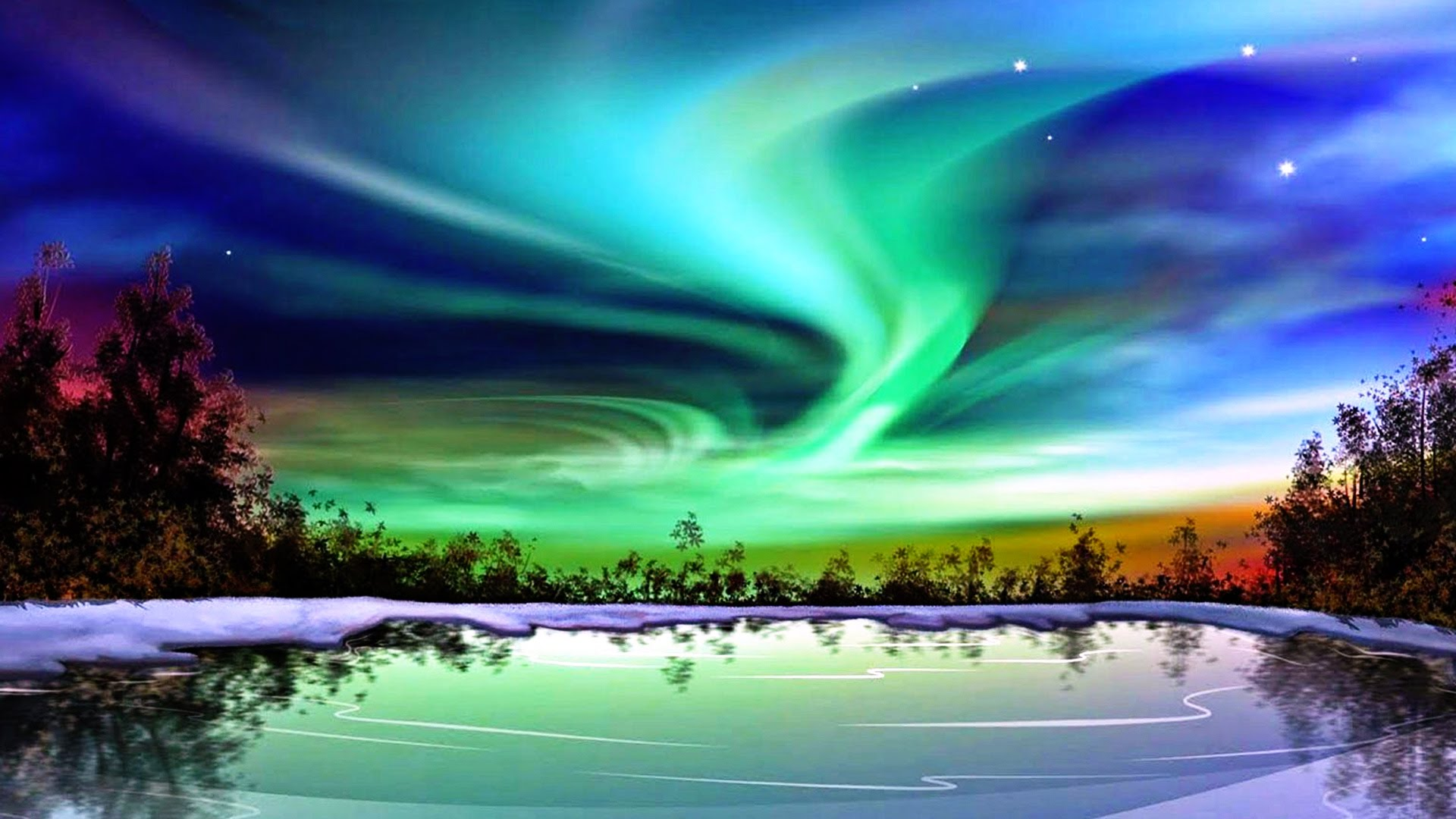 Why are we Seeing Northern Lights? - Absolute Knowledge