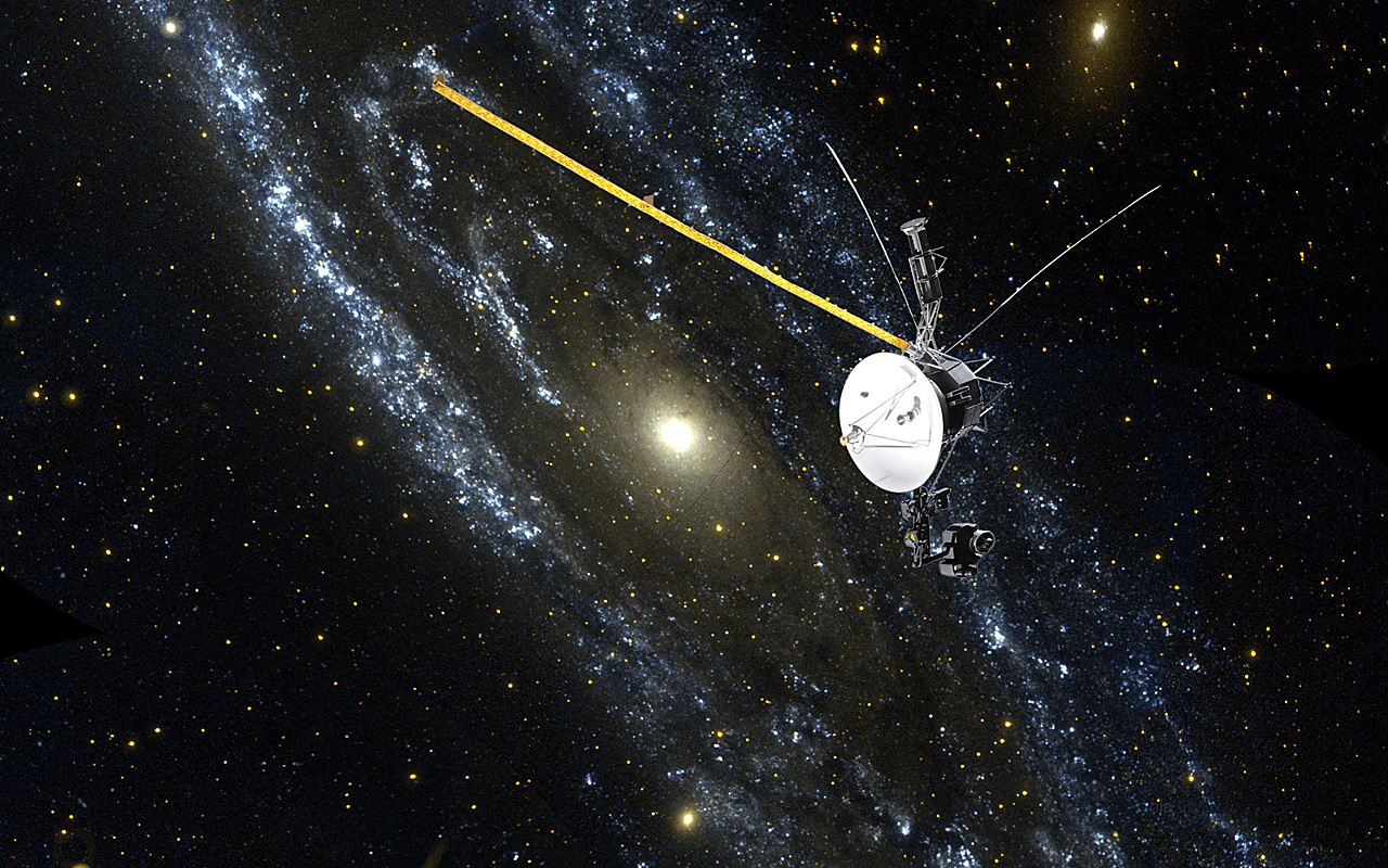 Why Voyager 2 is the most important Spacecraft that is out ...