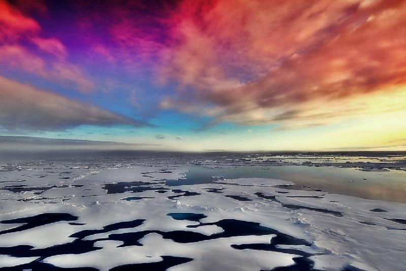 Arctic Summers are Now Hottest in 115,000 Years