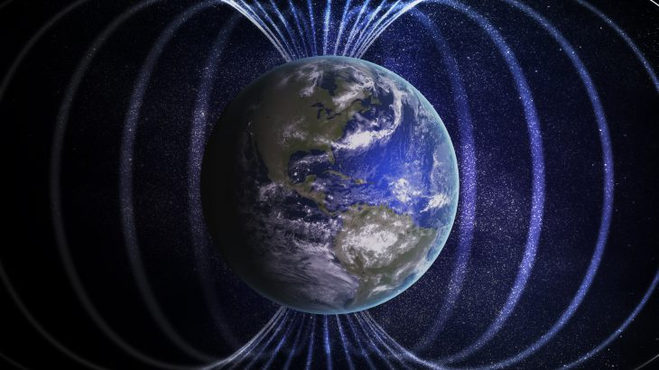 North Magnetic Pole of Earth is Moving towards Siberia