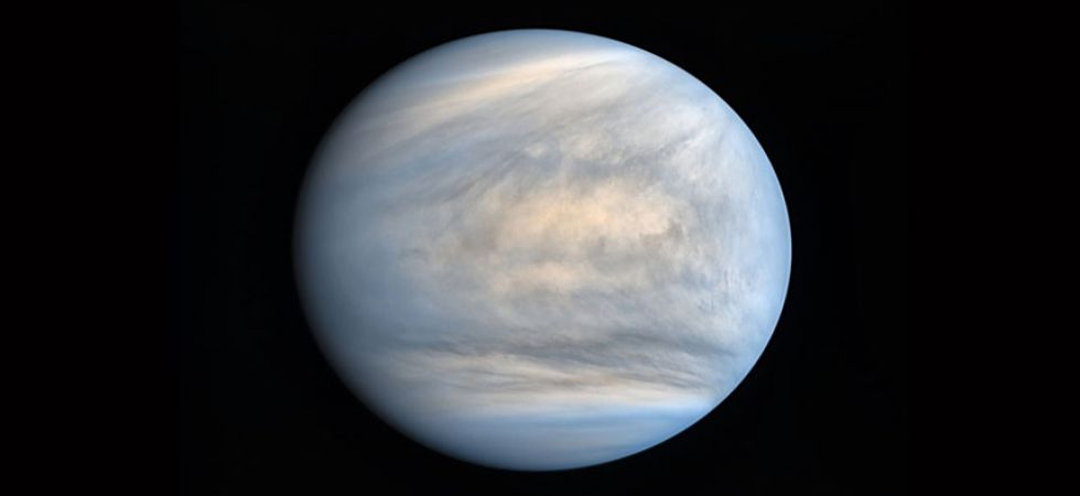 Giant Streaks Discovered in the Clouds Covering Venus
