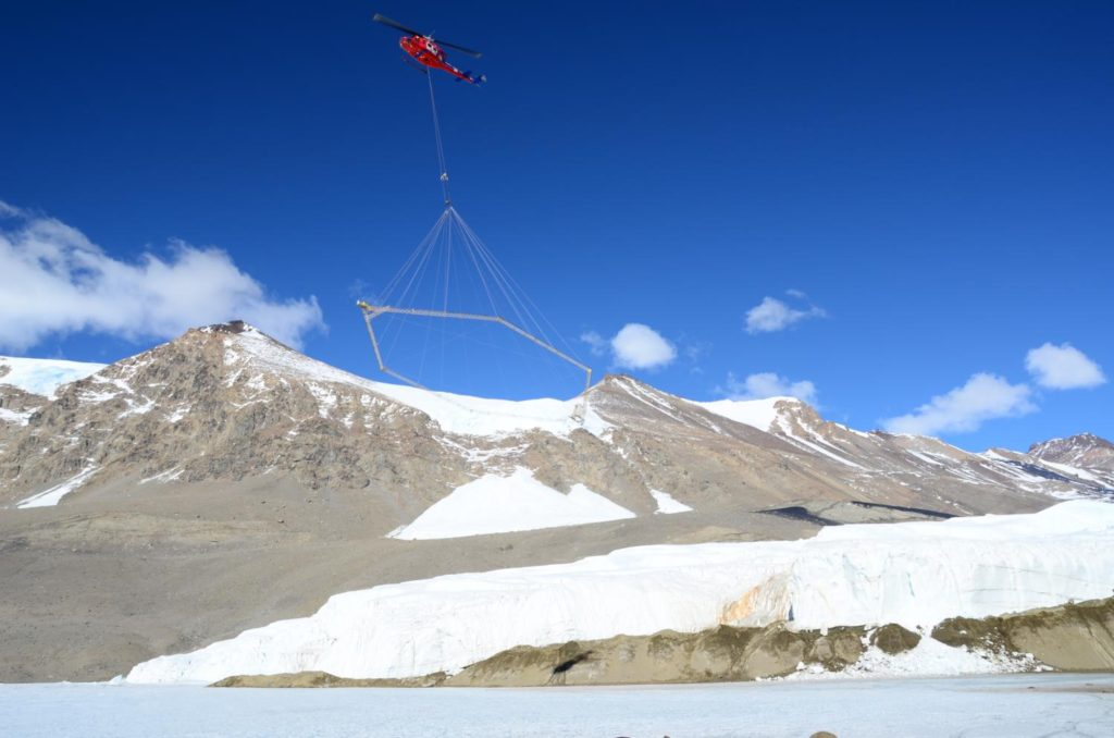Researchers Found Signs of Life in a Lake Deep Beneath Antarctica