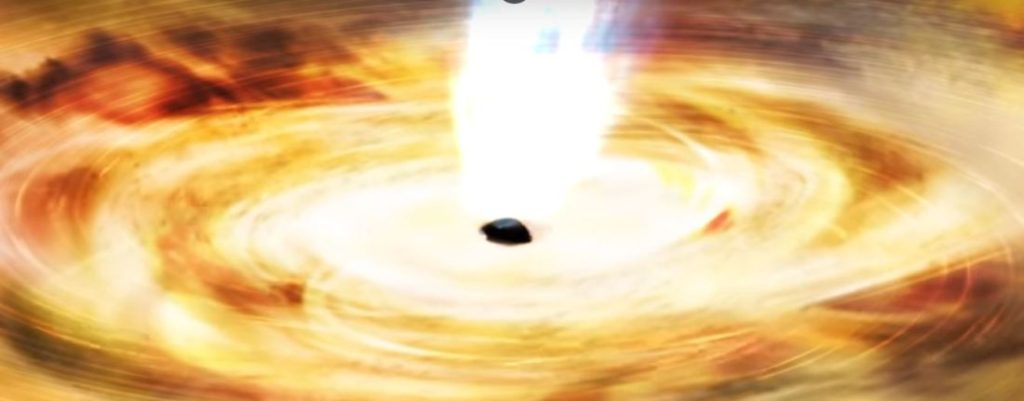 NICER Mission Maps a New Black Hole called J1820