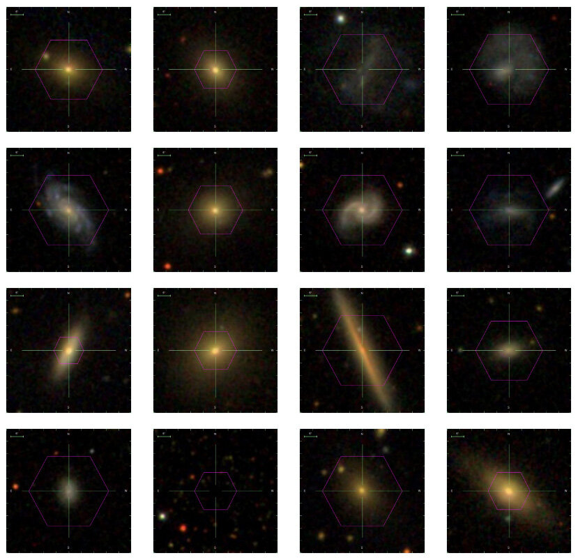 Scientists Observe 5,000 Nearby Galaxies through MaNGA