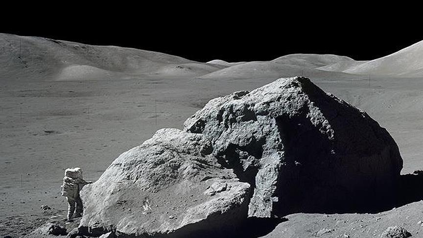 The Oldest-Known Earth Rock was found on the Moon