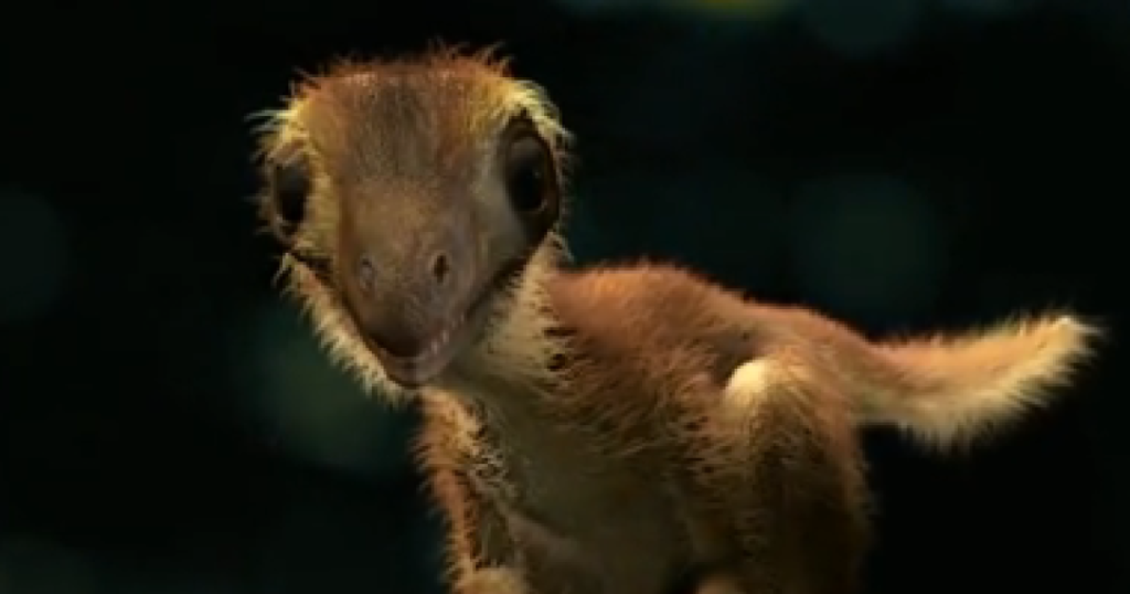 Baby T-Rex could be the Cutest Floor Monster