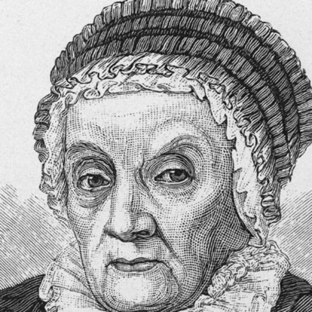 Carolina Herschel - scientific women