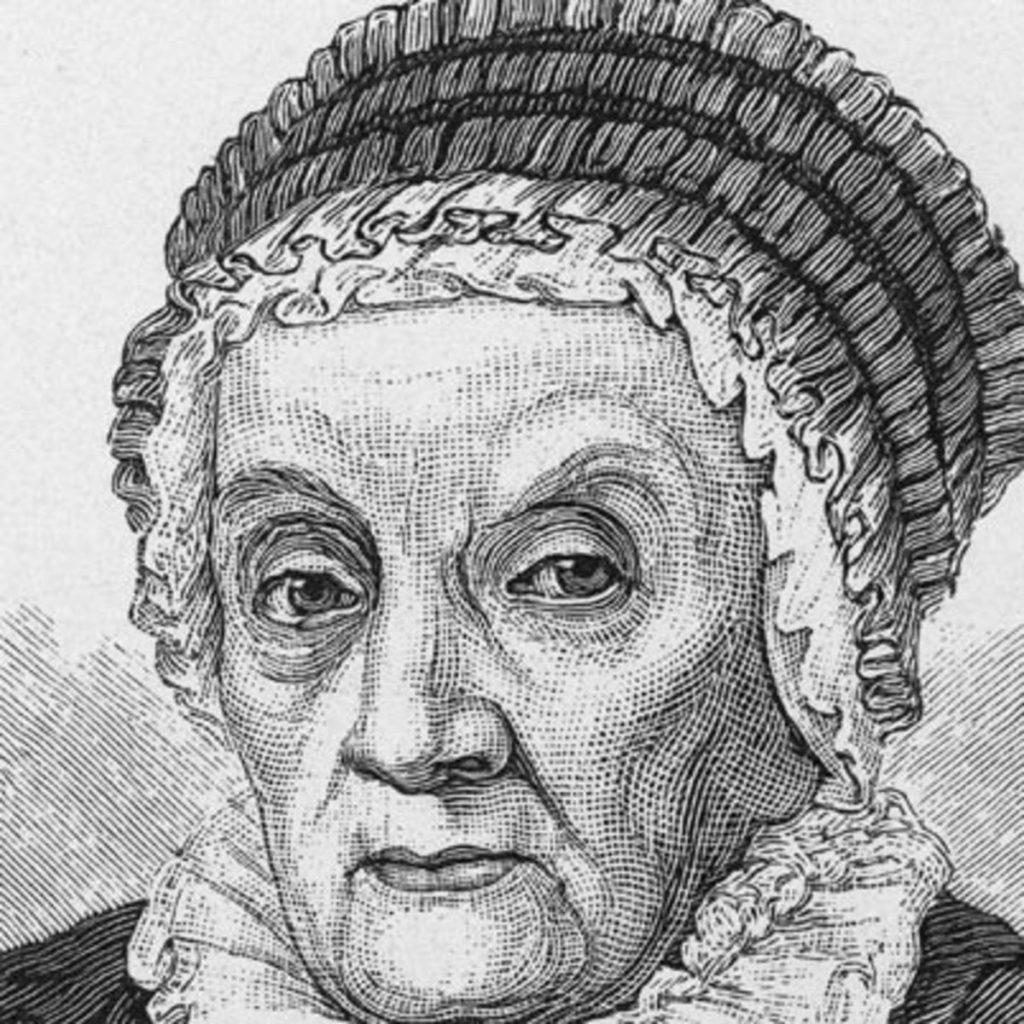 Carolina Herschel - scientific women