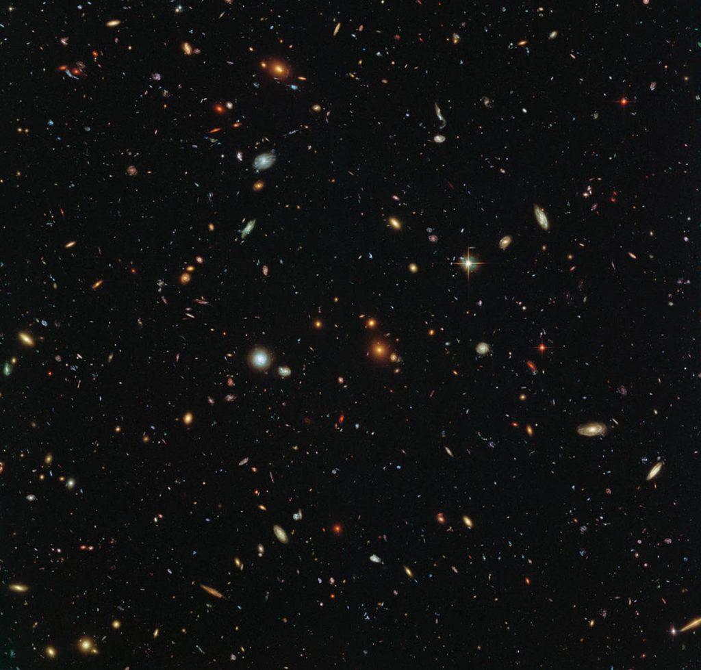 Galaxy without Dark Matter