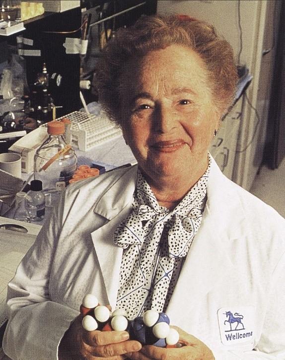 Gertrude B. Elion - scientific women