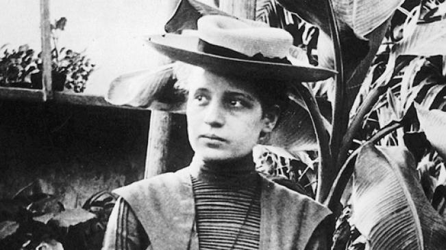 Lise Meitner - scientific women