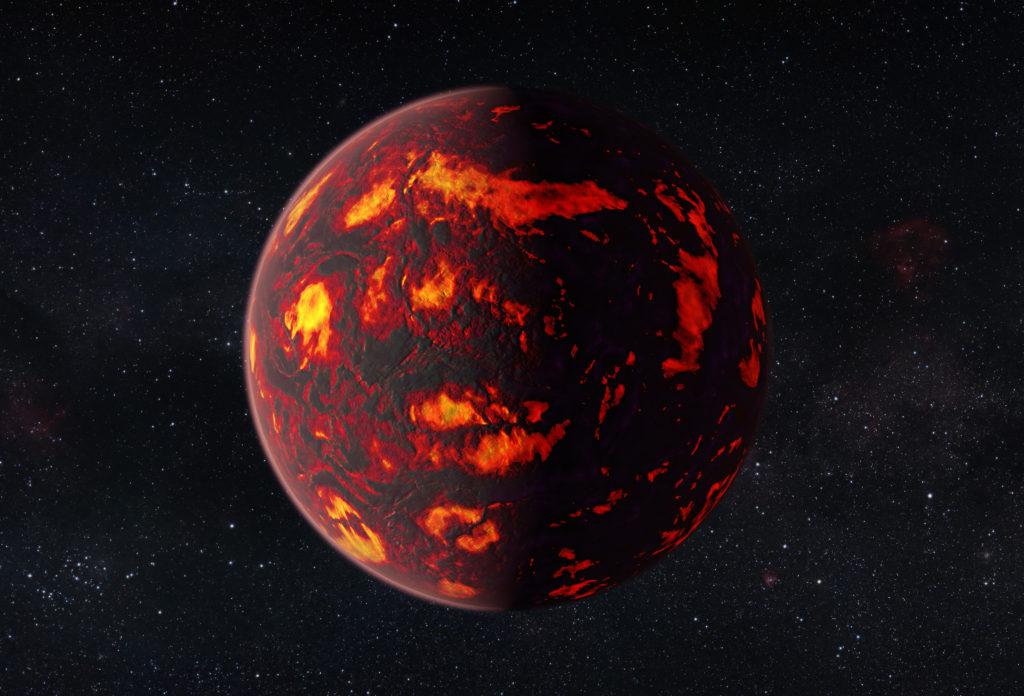 55 Cancri E - terrifying planets