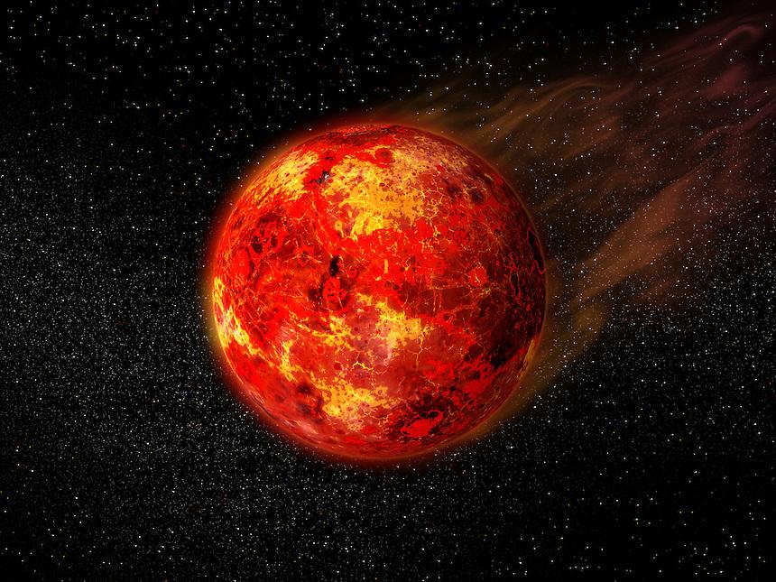 55 Cancri E - Interesting Planets