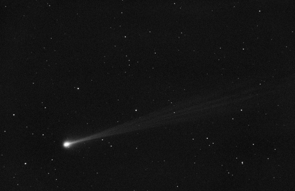 Brorsen's Comet - Missing Comets