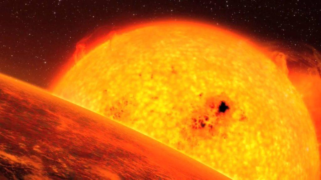 CoRot-7b - terrifying planets