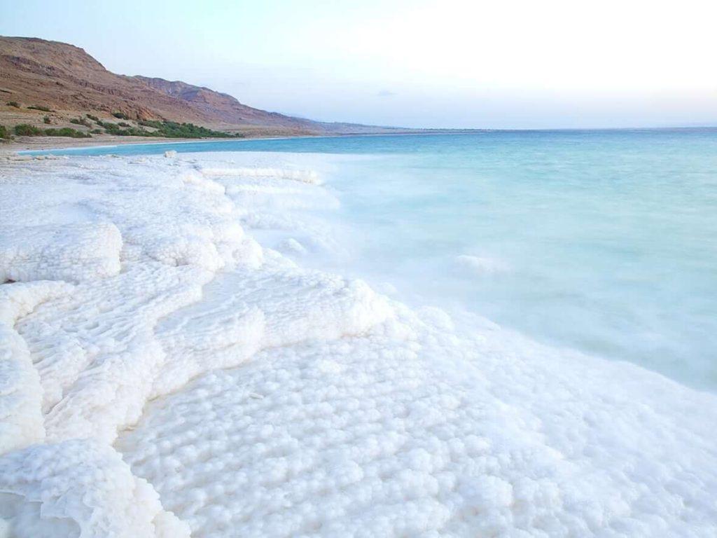 Dead Sea - Natural Wonders