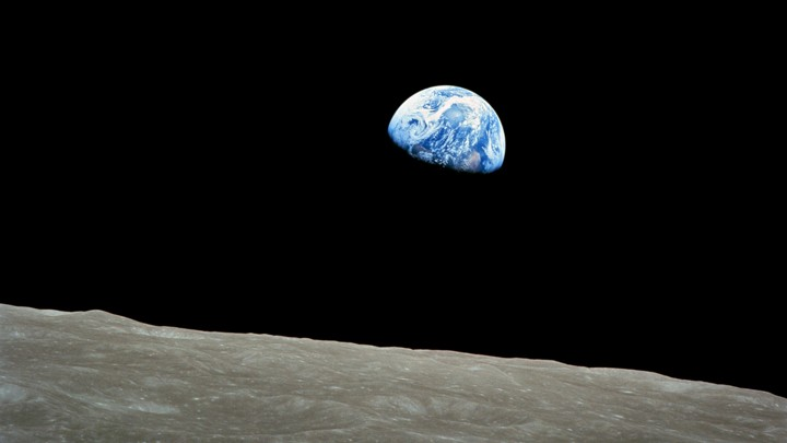 Earthrise Space Images