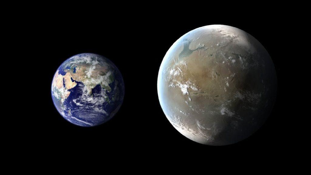 Gliese 581c - Interesting Planets