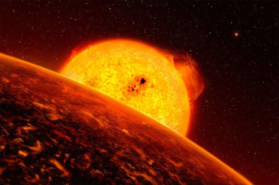 Kepler 78b - terrifying planets
