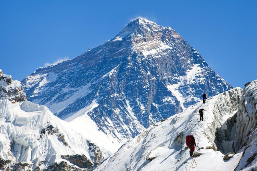 Mount Everest - Natural Wonders