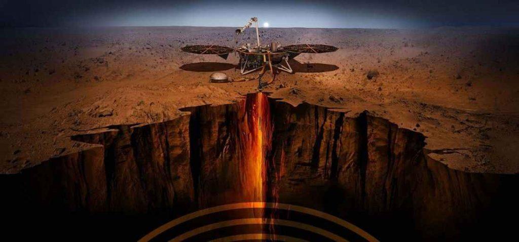 NASA Recorded a Quake on Mars