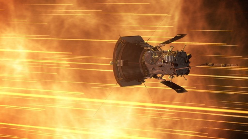 Parker Solar Probe- Astronomical World Absolute Knowledge