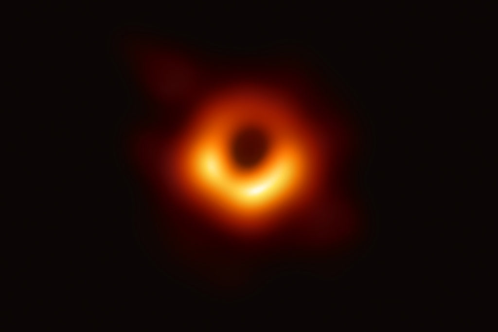 Researchers Finally Captured the First Image of a Black Hole