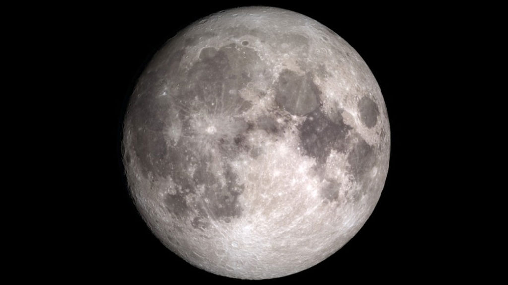 Scientists Calculated Temperature Inside Moon to Reveal its Inner Structure