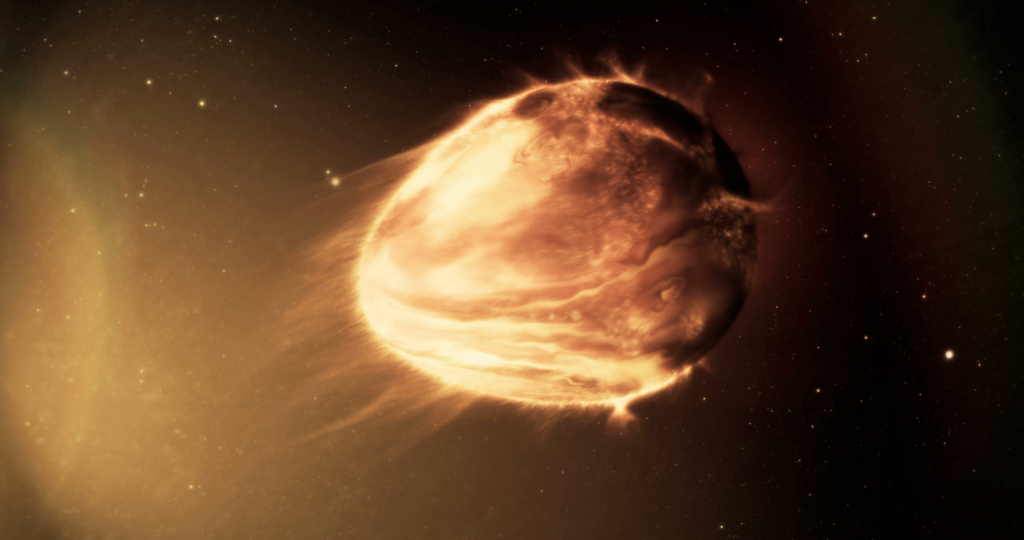 Wasp 12b - Terrifying planets