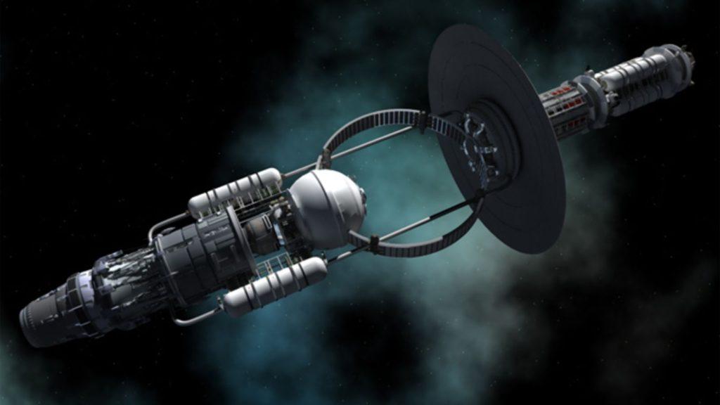 Black Hole Starship - Interstellar Spaceships