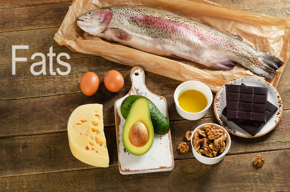 Fats - Essential Nutrients
