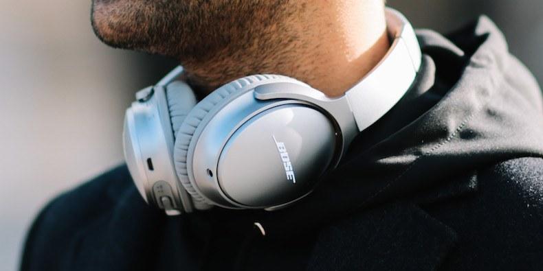 Headphones - Spying Things