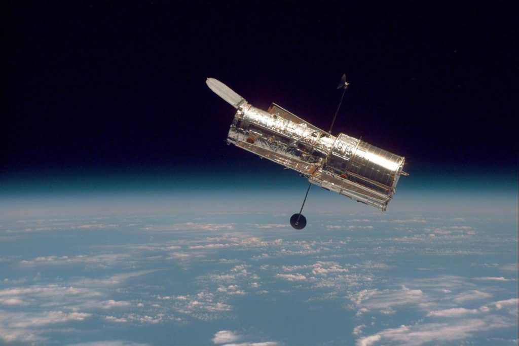 Hubble Space Telescope - Astronomical Technology