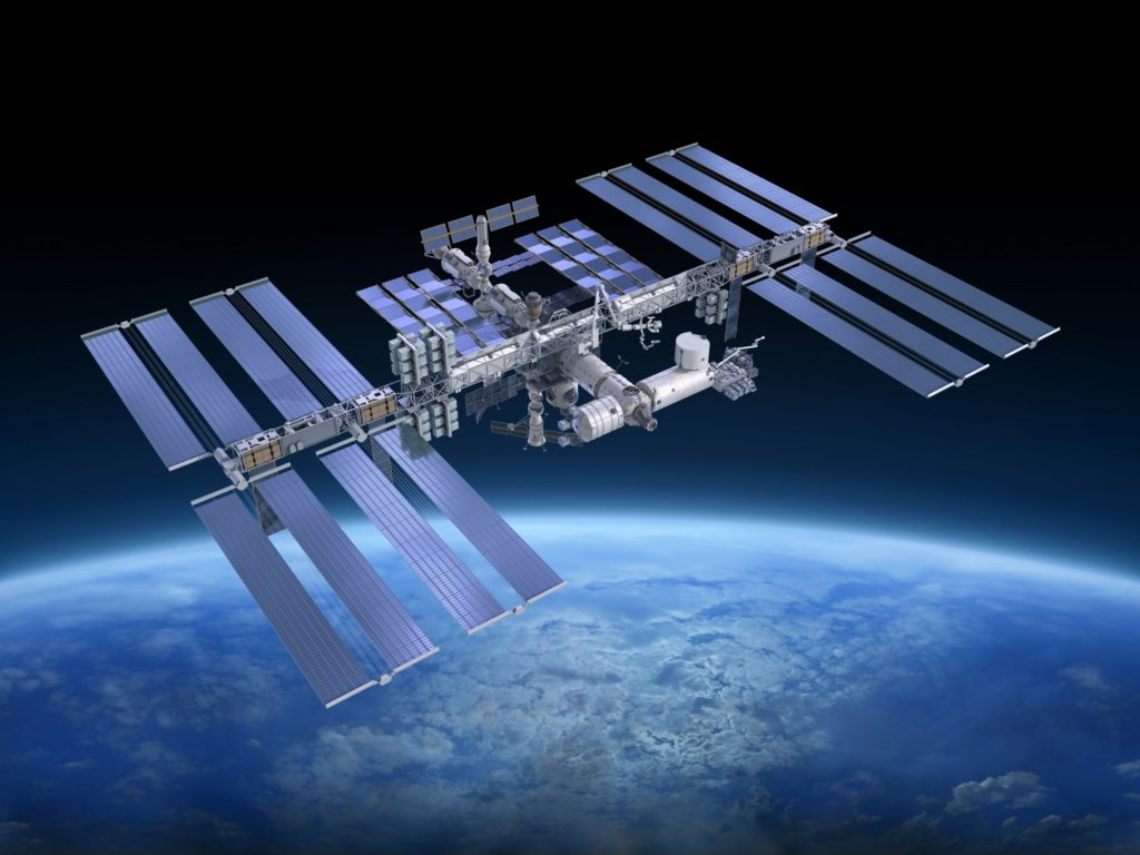 International Space Station - Astronomical Technology