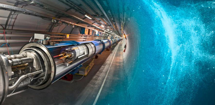 Large Hadron Collider - Astronomical Technology