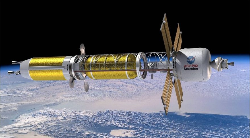 Nuclear Bombs - Interstellar Spaceships