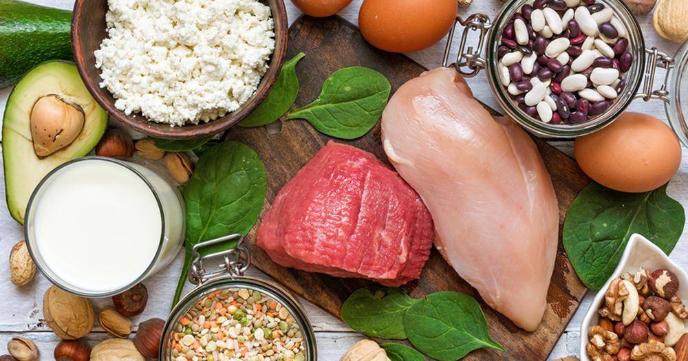 Proteins - Essential Nutrients