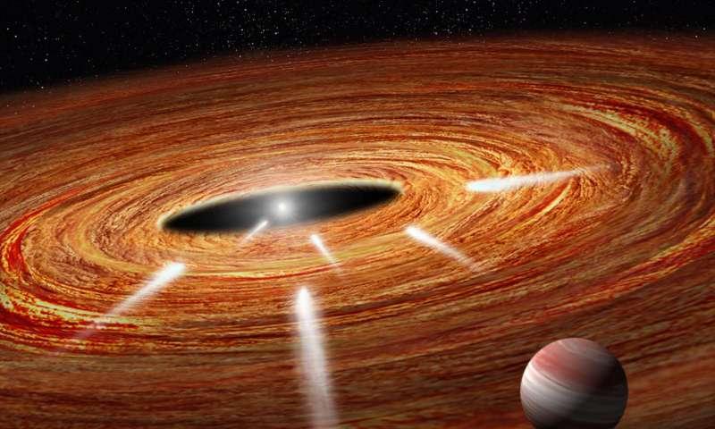 Scientists Discover Three Extrasolar Comets around Beta Pictoris