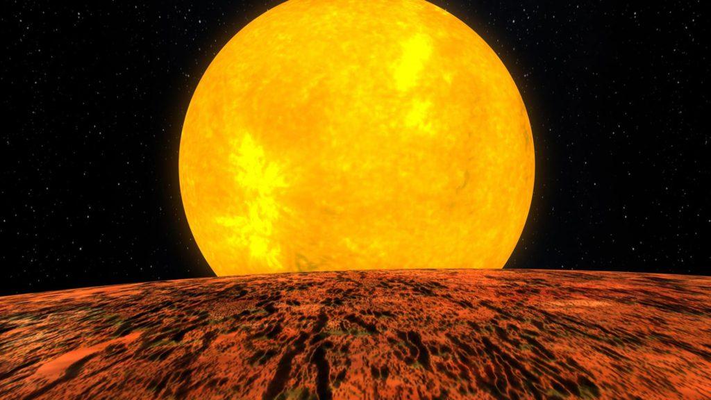 Vulcan - Hypothetical Planets