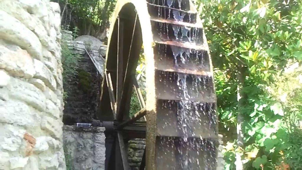 Water Mill - Ancient Greek