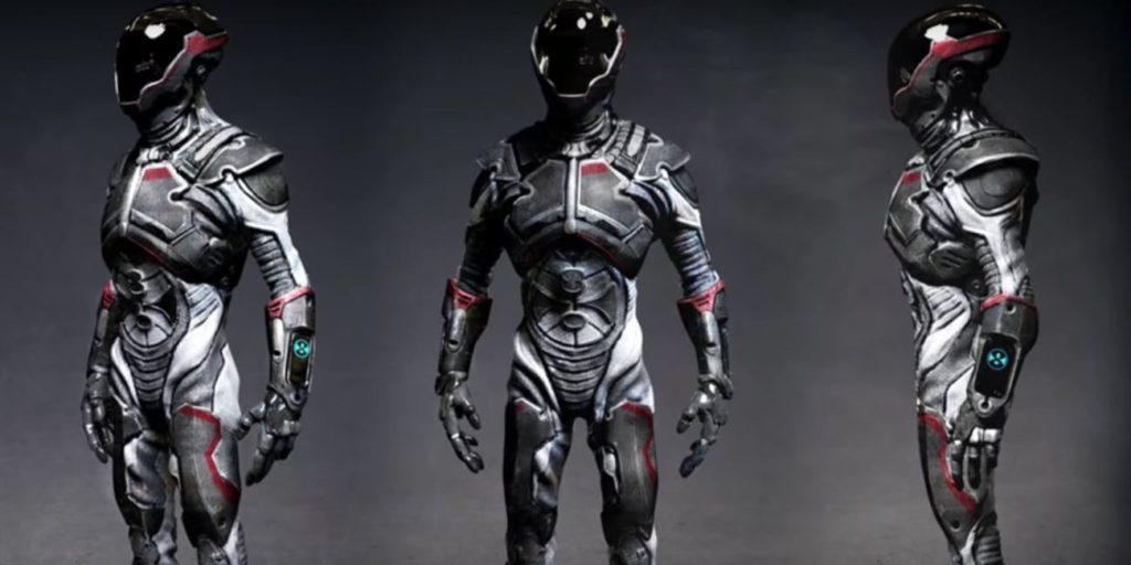 Exoskeleton Suits - Military Technologies