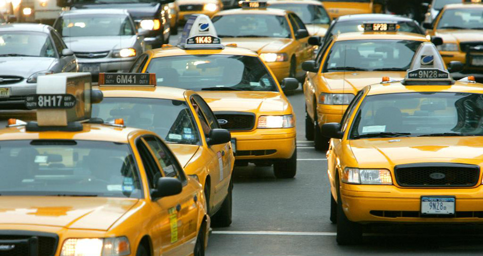 Taxis - Color Schemes