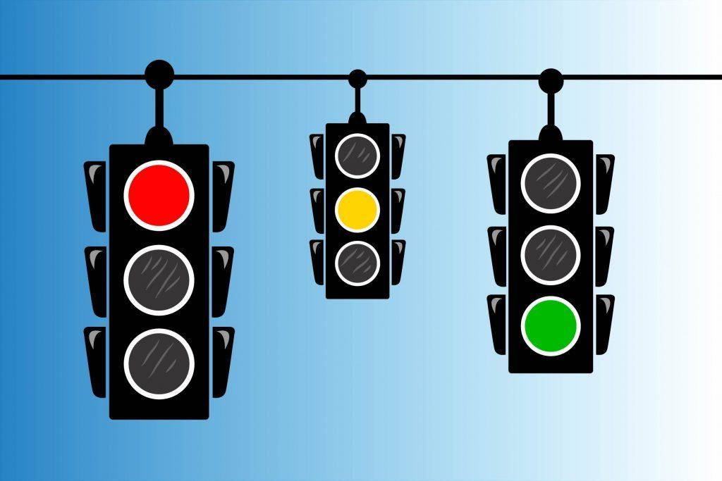 Traffic Lights - Color Schemes