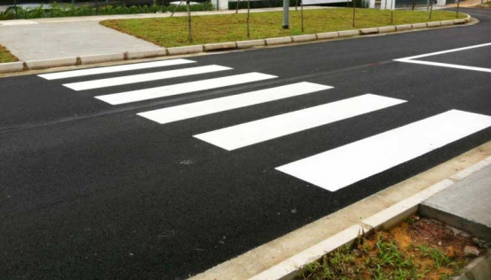 Zebra Crossings - Color Schemes