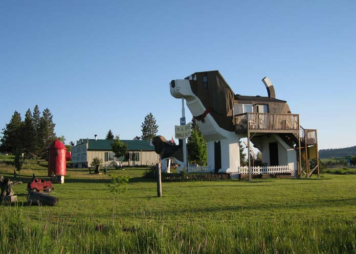 Dog Bark Park Inn - Unusual Hotels