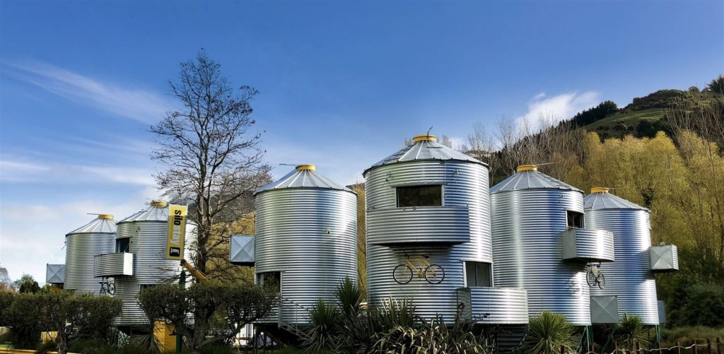 Silo Stay - Unusual Hotels