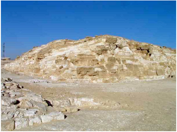 The Destroyed Pyramid of Djedefre - Egypt