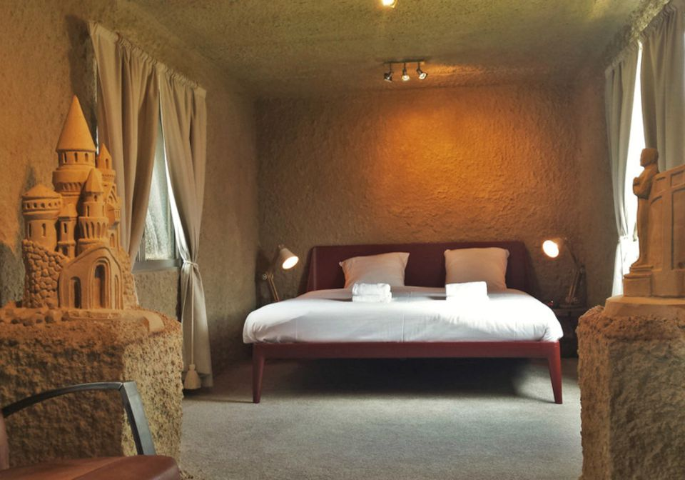 The Sandcastle Hotel - Unusual Hotels