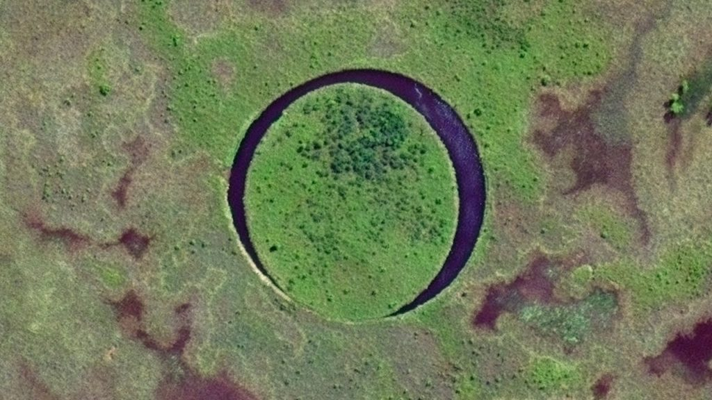 Floating Eye Island