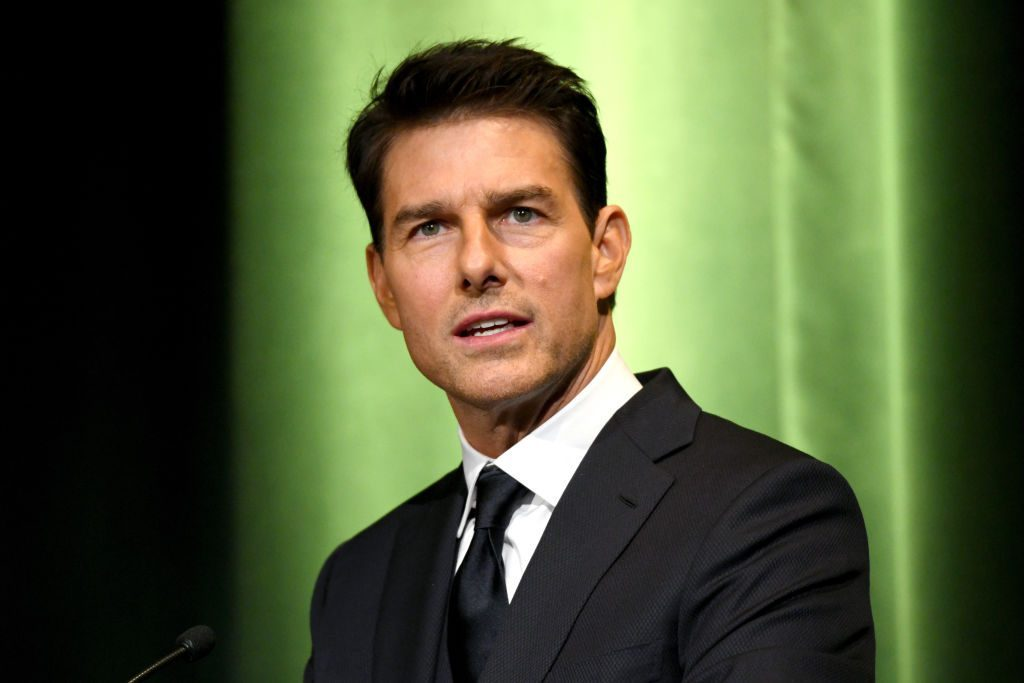 Tom Cruise - Scientology